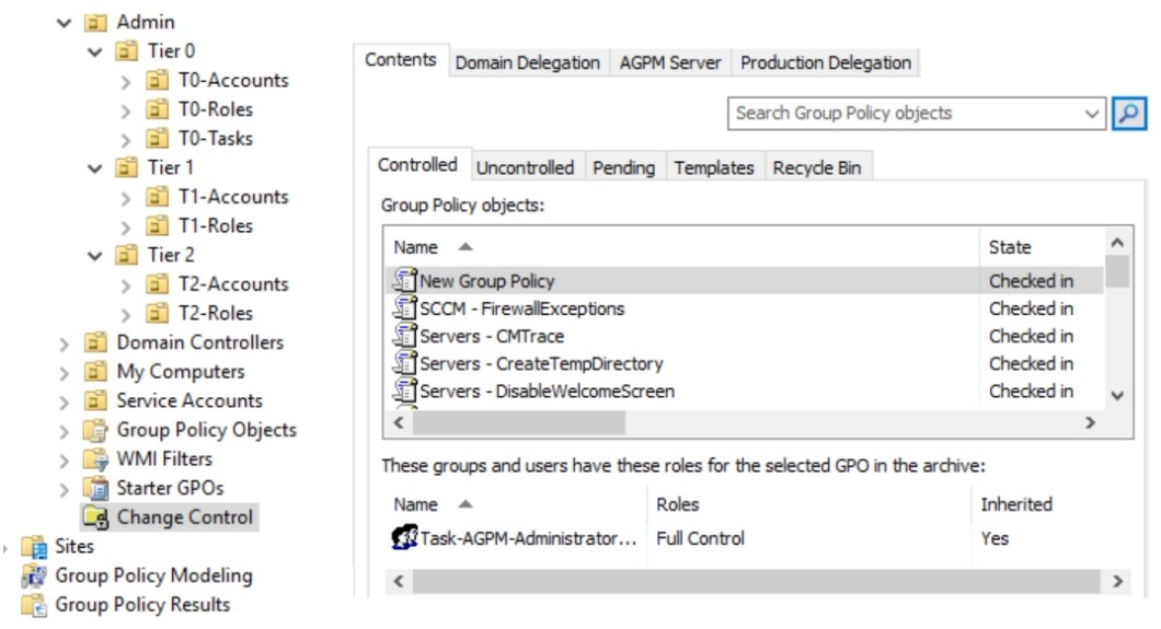 A guide to AGPM – Page 3 – On-prem problems